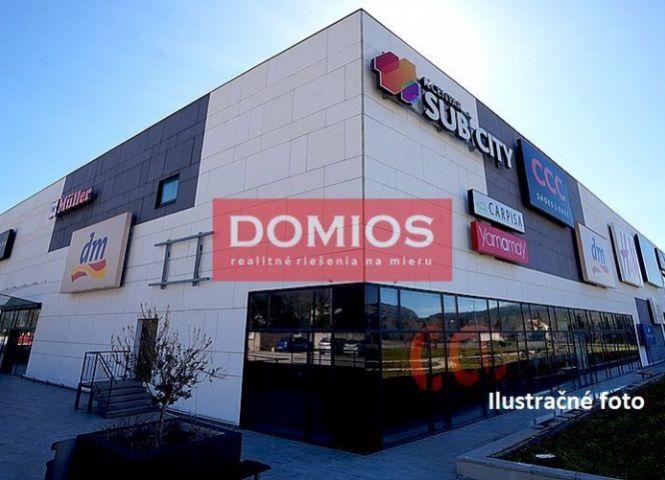 obchodné centrum - Košice-Západ - Fotografia 1
