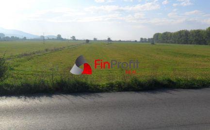 Predám pozemok na komerčnú výstavbu v blízkosti priemyselného parku - Zbehy, Nitra