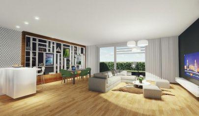 2 izbove byty , Green Rezort Hrubá Borša