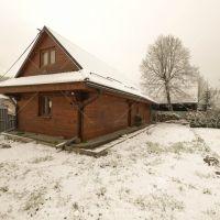 Chata, Zborov nad Bystricou, 80 m², Pôvodný stav