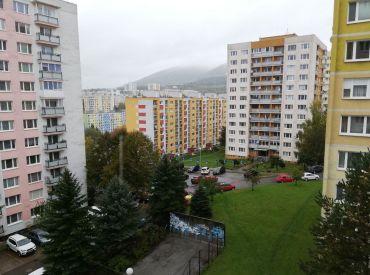 3 izbový byt Banská Bystrica výrazná zľava
