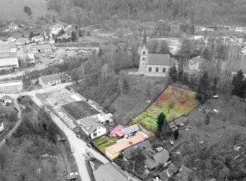 Útulný rodinný dom v tichom prostredí v obci Prakovce o celkovej rozlohe 1695 m2
