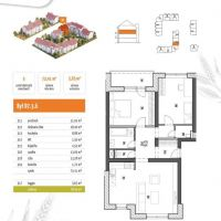 2 izbový byt, Zavar, 89 m², Kompletná rekonštrukcia