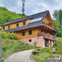 Chata, Bystrá, 405 m², Novostavba