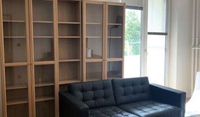 PRENÁJOM - 3 izbový zariadený byt s loggiou,ul. Račianska