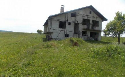 Na predaj rozostavaný rodinný dom