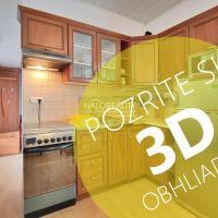 2 izbový byt, Nové Mesto nad Váhom, 40 m², Čiastočná rekonštrukcia