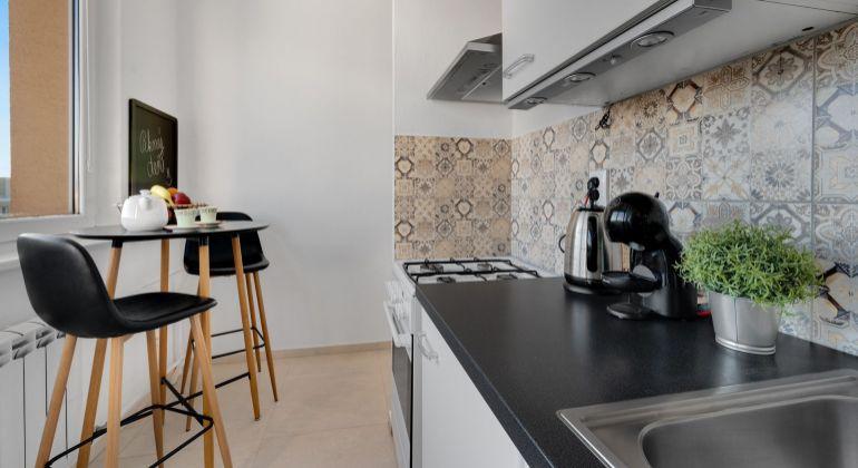 Na predaj 1-izbový byt v Dúbravke