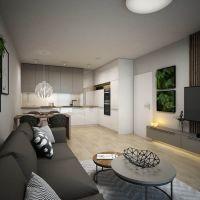2 izbový byt, Rovinka, 91 m², Vo výstavbe