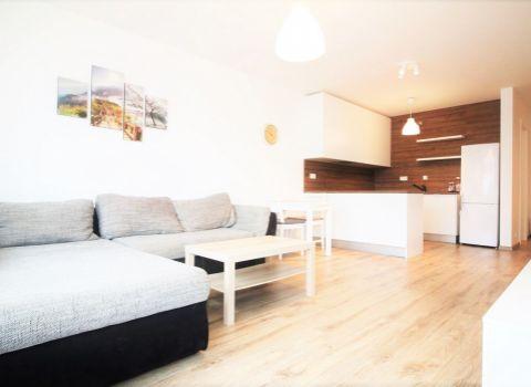 PRENAJATÝ - Na prenájom slnečný 2 izbový byt v novostavbe Malé Krasňany s garážovým státím
