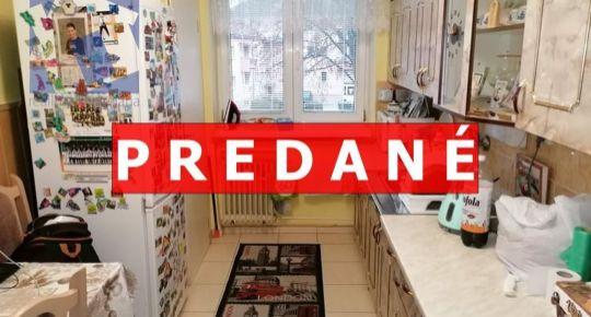 REZERVOVANÉ Na predaj 1 izbový byt 49 m2 alebo výmena za 2 izbový byt Prievidza 70167