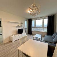 2 izbový byt, Bratislava-Nové Mesto, 52 m², Novostavba