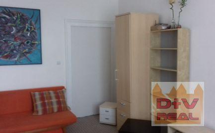 1 izbový byt, Grosslingova ulica, samostatné WC, samostatná kúpeľňa