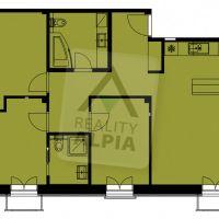 4 izbový byt, Michalovce, 85 m², Novostavba