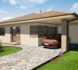 Novostavba Rodinný dom Hrádok