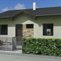 Rodinný dom, Hronské Kľačany, 96 m², Novostavba