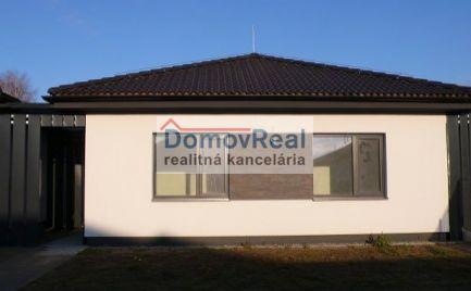 NOVOSTAVBA – Rodinný dom na predaj v Šamoríne