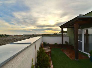 2i byt, 67 m2 – Chorvátsky Grob:  dizajnový, nadštandardný, strešná terasa, IHNEĎ VOĽNÝ