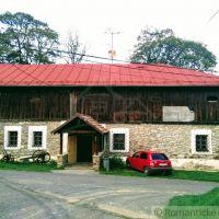 Historické objekty, 300 m², Pôvodný stav