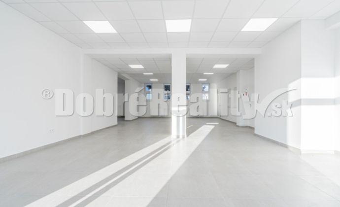 PRENÁJOM: Obchodný (administratívny) priestor - 3B Office, 173 m2, Zvolenská cesta, Banská Bystrica