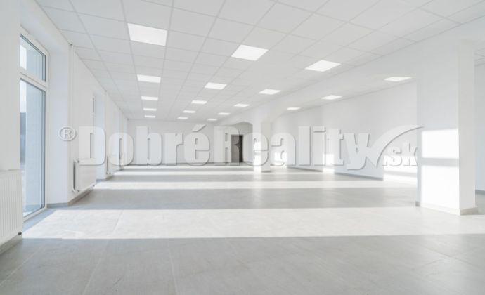 PRENÁJOM: Obchodný priestor - 3B Office 160 m2, Zvolenská cesta, Banská Bystrica
