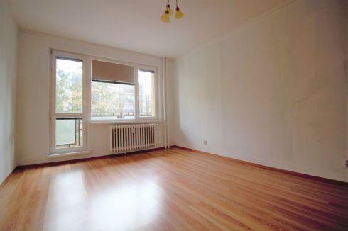 Veľký 2-izbový byt s dvoma balkónmi v centre mesta