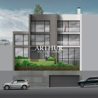 Rodinný dom, Bratislava-Staré Mesto, 447 m², Čiastočná rekonštrukcia