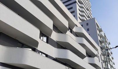 Prenájom obchod. priestor 52m² v polyfunkčnom bytovom dome Matadorka, ul. Gustáva Mallého, BA V. Petržalka.