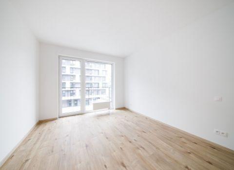 REZERVOVANÝ- Na predaj čerstvo skolaudovaný 2 izbový byt v projekte SLNEČNICE MESTO