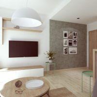 2 izbový byt, Poprad, 62 m², Novostavba