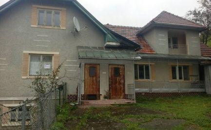 Na predaj 7 izbový rodinný dom