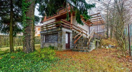 Chata v prekrásnom prostredí v Limbachu