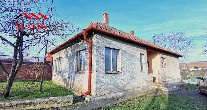 4 izbový rodinný dom Solčianky na predaj