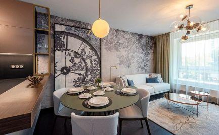 Ponúkame na prenájom EXKLUZÍVNY 3-izbový byt v LUKRATÍVNEJ mestskej časti Bratislavy v Starom meste v Novostavbe STEIN na Blumentálskej ulici.