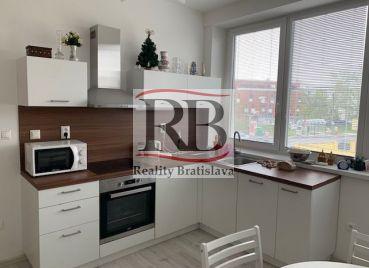 2.izbový byt v novostavbe s parkovacím miestom na Tatranskej ulici v Záhorskej bystrici
