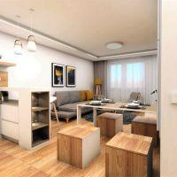 2 izbový byt, Zvolen, 69.04 m², Novostavba
