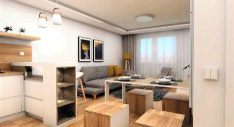 Predaj 2 izbového bytu s loggiou – Zvolen novostavba