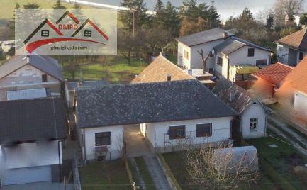 REZERVOVANÝ !!! DMPD real Vám ponúka rodinný dom , nachádzajúci  sa v obci Kostolná Ves.