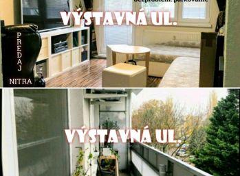 Predaj pekného 2.izb bytu v Nitre na CHrenovej s dvomi balkonmi