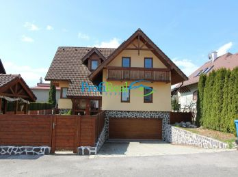 Lukratívna vila pod Tatrami v obci Stará lesná