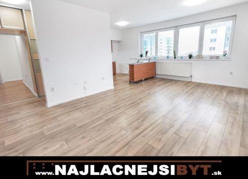 Najlacnejsibyt.sk: BAII - Podunajské Biskupice, Kazanská ul., 3-izbový, 79,69 m2, kompletná rekonštrukcia