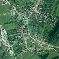 Pre rodinné domy, Žilina, 967 m²
