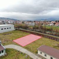 Priemyselný pozemok, Liptovský Mikuláš, 628 m²