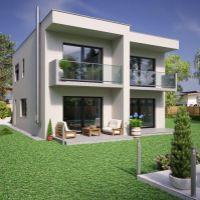 Rodinný dom, Hrubá Borša, 91 m², Novostavba