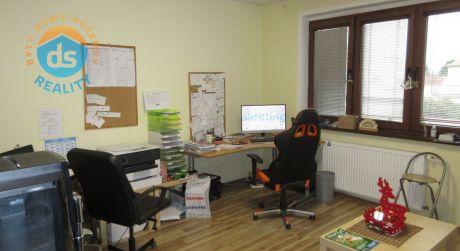 Na prenájom kancelária s klimatizáciou v širšom centre Piešťan