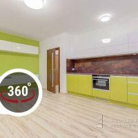 2 izbový byt, Bratislava-Ružinov, 51 m², Novostavba
