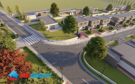 HREŽĎOVSKÉ LÚKY – 26 novostavieb rodinných domov / pozemky od 600 m2 / IBA U NÁS !!!