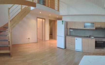 DMPD Real Vám ponúka na prenájom 4- izbový mezonetový byt