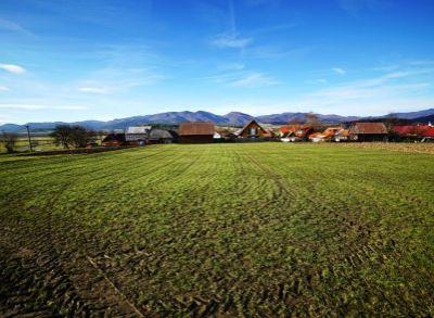 Krásny slnečný pozemok o výmere 1002 m2, Blažovce, okres Turčianske Teplice