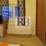 Na prenájom 1 izbový apartmán v novostavbe MELROSE s bazénom na Betliarskej ulici v Petržalke